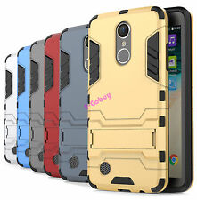 For LG K10 2017, LG LV5 Phone Case,  Hybrid TPU+PC Kickstand Protective Cover