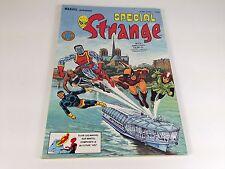 COMICS  EO REVUE SPECIAL  STRANGE   N° 53 1987