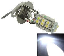 H3 Coche 3528 del blanco SMD 26 LED Linterna Head Light Bulb lámpara 12V