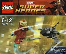 Lego Super Heroes Marvel Avengers Iron Man + Drohne 30167