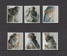 ART/PORCELAIN/CHRISTMAS - Gibraltar  2007 set of 6 -(SC 1109-14)-MNH-Z676