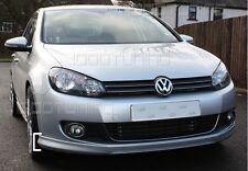 VW Golf VI 6 Frontspoiler Lippe Spoiler Frontspoilerlippe Tuning