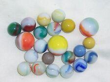 Lot of  Antique / Vintage Marbles Unsearched, Unsorted Find A Gem Estate Find