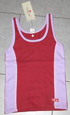 weinrotes Unterhemd von Schöller Kids Gr 128 mit Motiv Unterwäsche Oberteil NEU