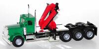 Peterbilt Triple Drive Day Cab Terrain TRUCK PROMOTEX HERPA 1/87 Truck HO Scale