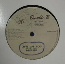 "Michael Forde(12"" Vinyl)Christmas Soca-Bumble B- BUMB 104-UK-VG"