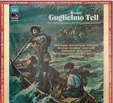 Rossini: Guglielmo Tell / Gardelli, Caballe, Mesple, Bacquier - LP Emi NM / NM