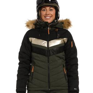 Rehall Karina-R Ladies Ski Jacket Snowboard Winter Snow Hood