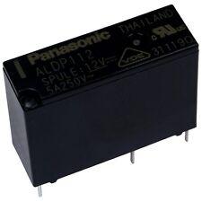 Panasonic ALDP112V Relais 12V DC 1xEIN 5A 720R 277VAC Relay Print 854962