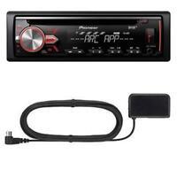 Pioneer DEH-4900DAB CD/MP3-Autoradio DAB iPod USB AUX-IN inkl. DAB-Antenne AN-DA