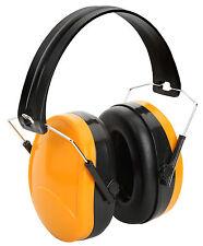 Tolsen Professional Folding Ear Defenders Soft Foam Head Band SNR 28db, CE appro