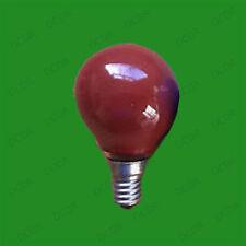 Ampoules rouge pour la maison E14