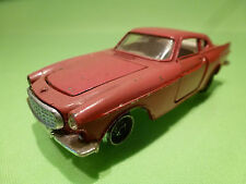DINKY TOYS 116 VOLVO 1800S - RED 1:43 - GOOD CONDITION