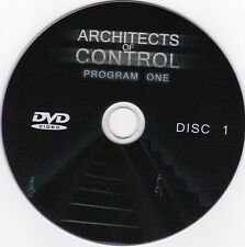 Architects of Control: Mass Control and The Future of Mankind 2 Disc Documentary