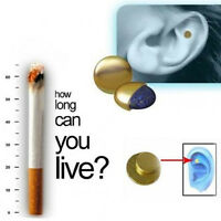 Raucherentwöhnung Bedarf Aurikular Therapie Magnete Zerosmoke Nikotinpflaster