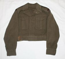 Post WW2 Canadian Army Governor Generals Horse Guards P49 Officers Tunic
