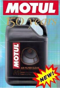 5L Luftfilter Reiniger Motul Air Flter Clean
