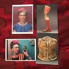 4 Rare Frida Kahlo  V And A  Museum Postcards