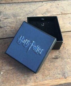 Official Harry Potter Branded Black Charm Gift Box 7x7cm