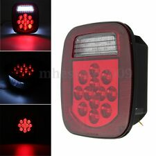 39 LED Stop Turn Tail Reverse License Light for Truck Trailer Boat Jeep TJ CJ YJ