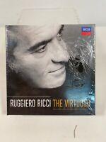 RICCI RIGGIERO - VIRTUOSO (ITA) (US IMPORT) CD NEW