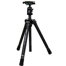 New Velbon Ultra LUXi L III Aluminum Tripod with QHD-53D Ball Head Kit U0