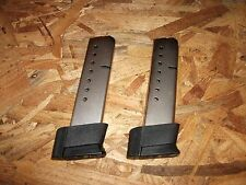 2 - NEW 10rd extended magazines clips for Ruger P-90 & P-97 & P-345   (R152)
