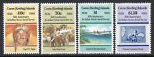 Cocos(Keeling) MNH 1989 SG207-10 Indian Ocean Aerial Study