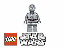 LEGO STAR WARS Silver C-3PO Minifigure 75146 C3-PO Plata, Christmas NUEVO / NEW