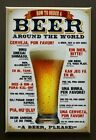 (2x3)   How to Order a Beer Refrigerator Magnet