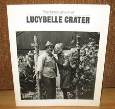 Ralph Eugene Meatyard The Family Album of Lucybelle Crater Original 1974 ED PB