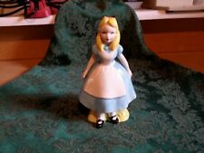 "Walt Disney Productions Japan Vintage Alice In Wonderland Figurine 6""x 3 1/2"""