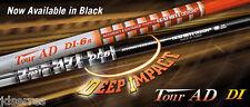 TaylorMade M1 M2 R15 Driver Shaft Graphite Design Tour AD DI 6 Orange Stiff Flex