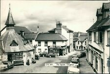 Devon CHAGFORD Square Shop F Lacey. Cafe. Street View  RP PC RH.406