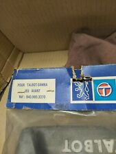 Bavette Peugeot Talbot Samba Neuf vieux stock