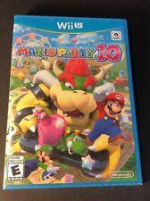 Mario Party 10 (Wii U) NEW