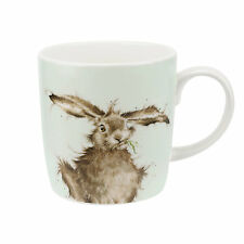 Royal Worcester Wrendale Designs Large mug Hare Brained Hare Large  Mugs