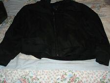 Jc Penney's Towncraft Jacket Xl Black
