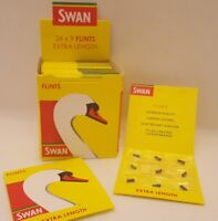 Swan Lighter Flints Universal For All Lighters Types, Clipper