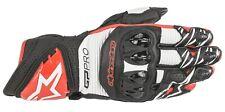 Alpinestars GP Pro R3 Gloves Gr. XL schwarz weiß rot Racing Motorradhandschuhe