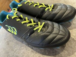 Canterbury rugby boots size uk 8 metal studs