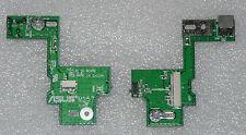 NEW ASUS N53 N53JF N53JQ N53SV N53SN N53JN DC SOCKET POWER JACK SWITCH BOARD