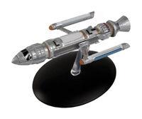 Neelix navette baxial métal modèle allemand Magazine-eaglemoss #76 Star Trek