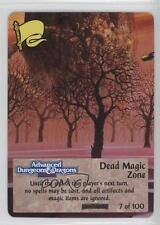 1994 Spellfire: Master the - Forgotten Realms #7 Dead Magic Zone Gaming Card 0b5
