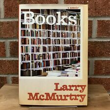 Books : A Memoir by Larry McMurtry (2008, Hardcover)
