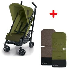 Concord Quix passeggino ultraleggero con cover snuggle moving gratis
