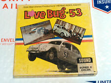 WALT DISNEYS 8MM Herbie Fully Loaded Volkswagen VW Beetle RIDES AGAIN WITH SOUND