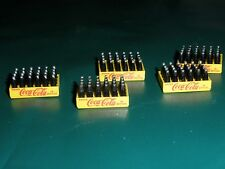 Miniature 1:24 (G) Scale Coca-Cola case w/Red Lettering - Doll Houses & Dioramas