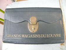 Porte Billet Monnaie Caisse Grands Magasins du Louvre 1881