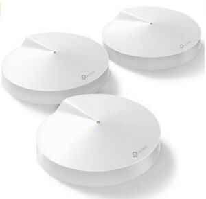 TP-Link Deco M5 AC1300 MU-MIMO Dual-Band Whole Home Wi-Fi System (3-Pack) - NIB